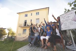 1. Allgäuer Youtuber Treffen in der Gründervilla in Kempten