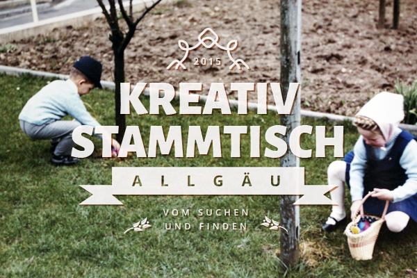 Kreativ-Stammtisch, Allgäu, Einladung