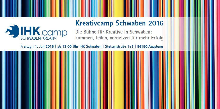 IHK Kreativcamp 2016