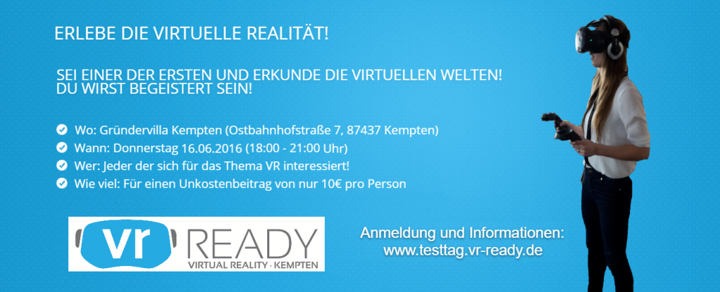 VR-Event_Gründervilla Flyer