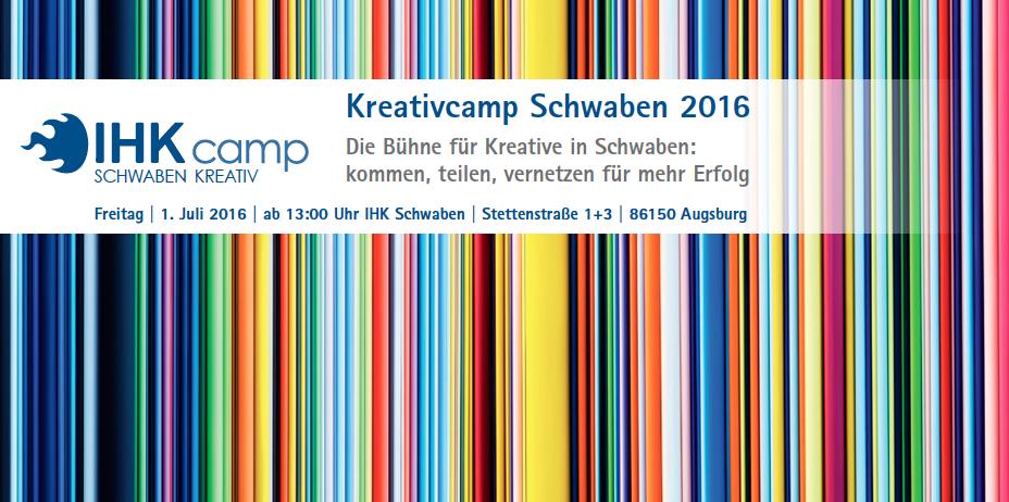 IHK Kreativcamp 2016