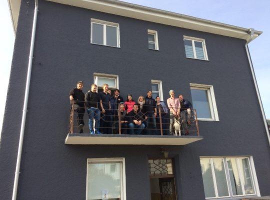 Gründervilla Programm Juli 2019 - Gründervilla Jubiläum 5 Jahre