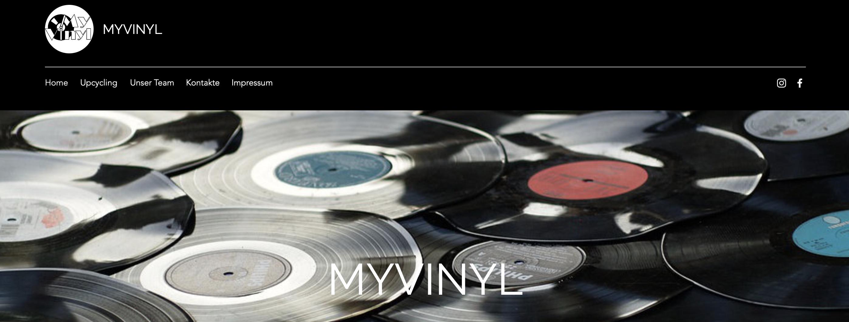 Gründervilla Programm Juni 2019 - My Vinyl - neue Webseite