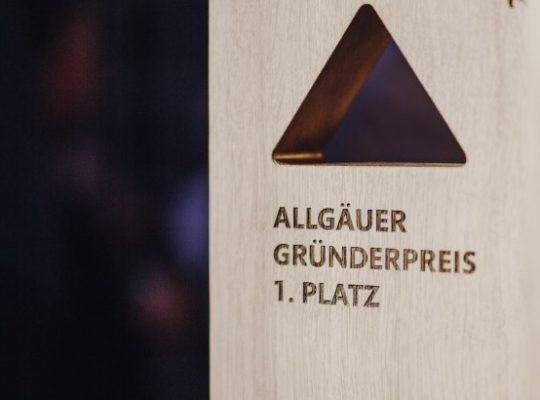 Gründervilla Programm November 2019 - Allgäuer Gründerpreis 2019