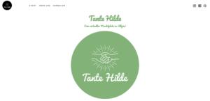 Gründervilla News April 2020 - Tante Hilde - Virtueller Marktplatz
