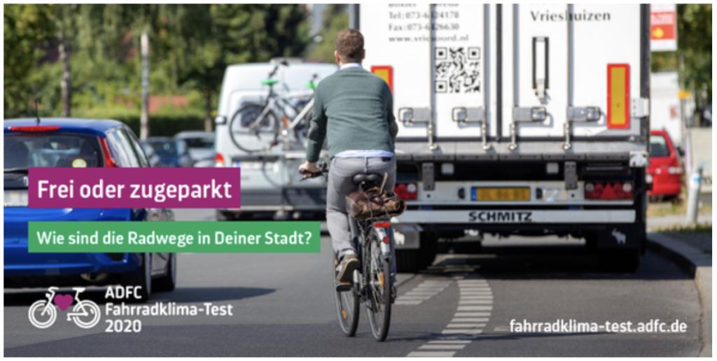 Gründervilla-News 11-2020 - ADFC Fahrradklimatest Kempten - jetzt mitmachen