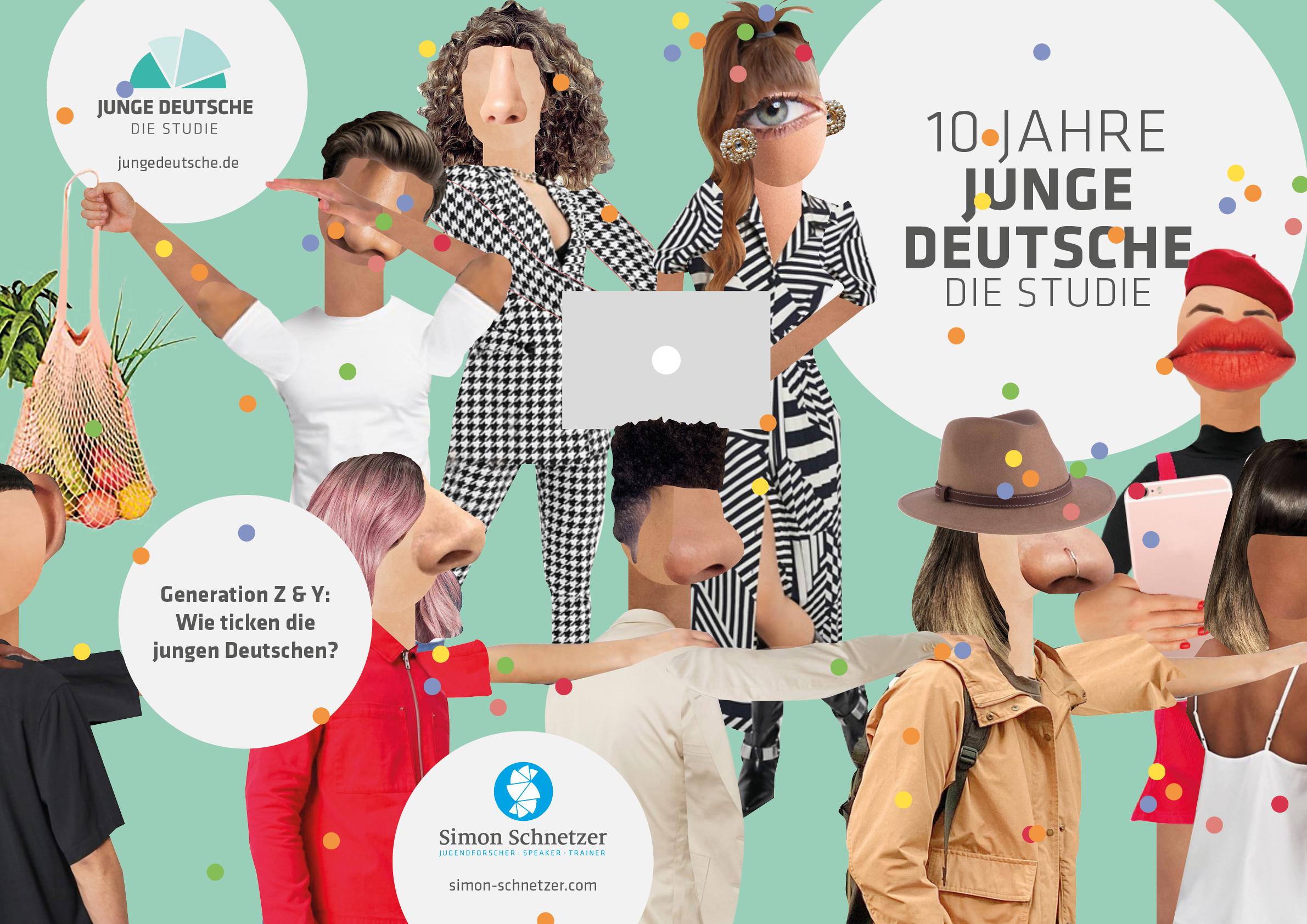 Gründervilla News 11-2020 - Wie ticken junge Allgäuer*innen? - Studie Junge Deutsche 2021